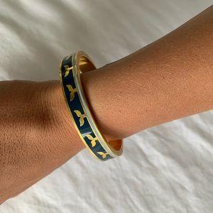 Kate Spade Whale Tail Bangle Bracelet